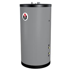 Водонагреватель ( бойлер ) косвенного нагрева ACV SLE 130 напольный с возможностью укомплектовать ТЭНом, 06618801