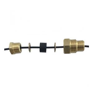 Сальниковый узел AURA AKS 3 для ввода кабеля в трубу 1/2 и 3/4