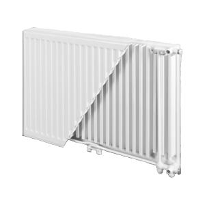 Панельный радиатор BJ?RNE Ventil Compact 300/600 тип 22