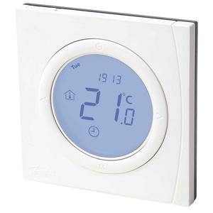 Программируемый электронный термостат Danfoss BasicPlus2 с дисплеем WT-P, 088U0625