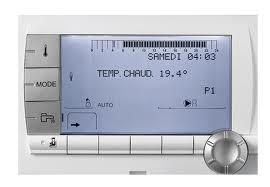 Панель управления Diematic iSystem для котлов De Dietrich серии Innovens PRO, 100016094