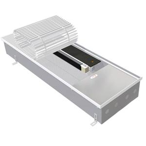 Внутрипольный конвектор EVA (Ева) с вентилятором KB.125.303.1000