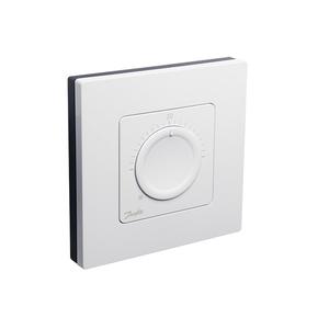 Danfoss Icon™ дисковый комнатный термостат, 230 Вт, накладной, 088U1005