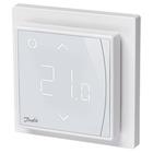Комнатный термостат Danfoss ECtemp™ Smart с Wi-Fi подключением, полярный белый, 088L1140