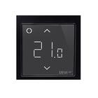 Терморегулятор DEVI DEVIreg™ Smart интеллектуальный с Wi-Fi, черный, 16А, 140F1143