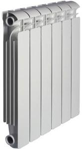 GLOBAL ISEO-350 Алюминиевый радиатор (Глобал Исео) (1 секция)