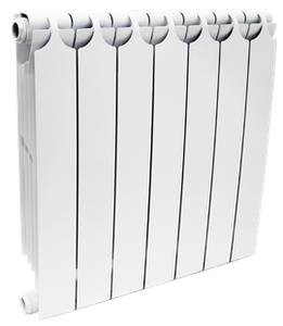 Биметаллический радиатор Теплоприбор BR1 - 500 (1 секция)