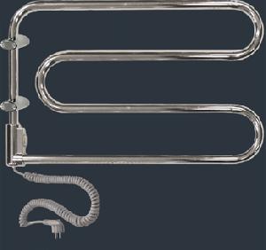 Электрический полотенцесушитель Vandens Angis 2B (нерж. сталь), 5900