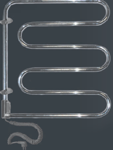 Электрический полотенцесушитель Vandens Angis 3B (нерж. сталь), 5902
