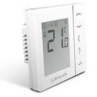 Цифровой, комнатный термостат для скрытой проводки Salus VS35W, белый