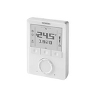 Комнатный термостат Siemens для фанкойлов, тепловых насосов и универсальных приложений ОВК' AC 24 В' выходы DC 0...10 В, RDG160T
