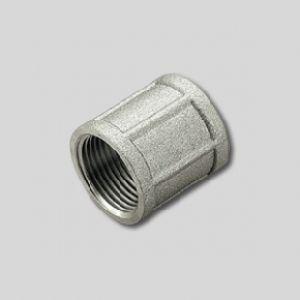 Муфта ВВ никелированная Tiemme 3/4х1/2, арт. 1500193 (1550N000504)