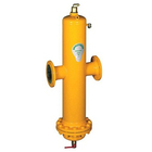 Сепаратор шлама Spirotrap /разъемный корпус/фланцевое соединение/сталь 37, артикул BF050F (Spirovent)