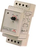 Терморегулятор Devireg™ 330 +5°C-+45°C с датч. на проводе (140F1072) DEVI