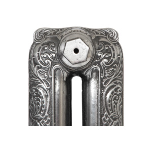 Легкая полировка с лаковым покрытием EP чугунного радиатора EXEMET, 1 секция