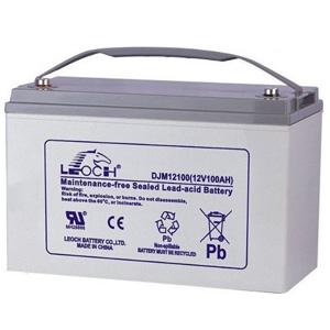 Аккумуляторная батарея leoch DJМ 12-100