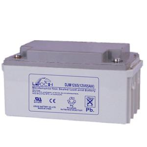 Аккумуляторная батарея leoch DJМ 12-65