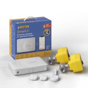 Система защиты от протечек воды NEPTUN PROFI SMART+ 1/2