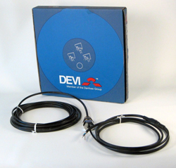 DEVI Нагревательный кабель DEVIaqua™ 9Т  (DTIV-9) 823 / 900 Вт 100 м, 140F0016