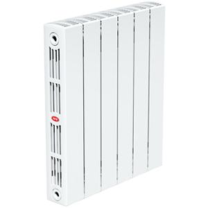 Радиатор биметаллический RIFAR SUPReMO 500 1 секция, боковое подключение (белый RAL 9016)