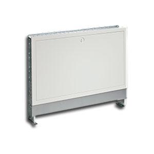Heimeier Шкаф для распределительных блоков (скрытый монтаж), размер 1025*710 мм, глубина установки 110-150 мм, 9339-85.800