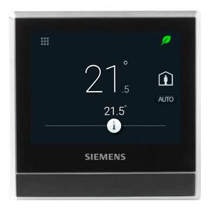 Станция управления климатом Siemens, RDS110