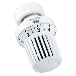 Термостатическая головка Oventrop M30x1,5 арт. 1011365 (белая) с жидкостным элементом  серия Uni XH
