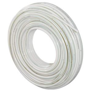 Труба Uponor для систем напольного, радиаторного отопления и охлаждения, серии S 5,0 evalPEX 16x2,0 белая, бухта 120 м, арт. 1062044