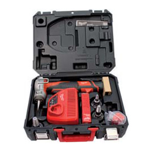 Uponor Q&E M12 расширительный инструмент с головками 16/20/25 на 6 бар, арт. 1057166
