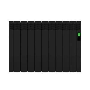 Электрический радиатор Rointe D Series, черный, 4 секции, DEB0550RAD