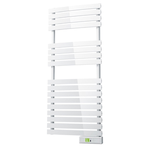 Электрический полотенцесушитель Rointe D Series 045, белый, 500х1106х55, DTE045SEW
