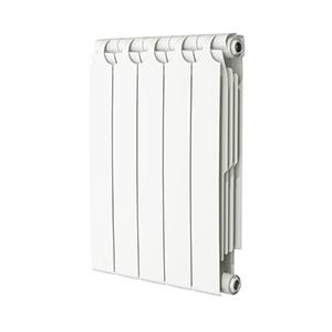 Биметаллический радиатор Теплоприбор BR1 - 350 (1 секция)